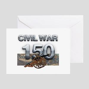 ABH Civil War Greeting Card