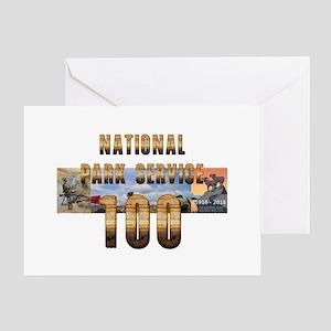 ABH NPS 100th Anniversary Greeting Card