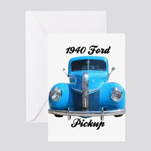 40FordPickup Greeting Card