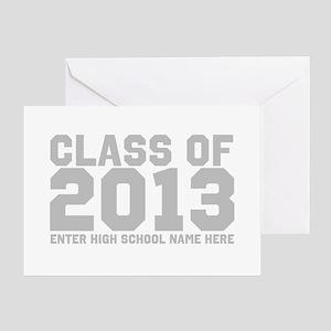 2013 Graduation Greeting Card