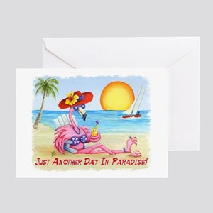 Just Another Day In... Greeting Cards