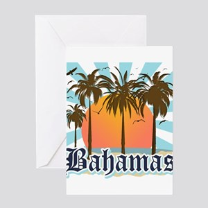 Bahamas Greeting Cards