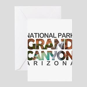 Grand Canyon - Arizona Greeting Cards