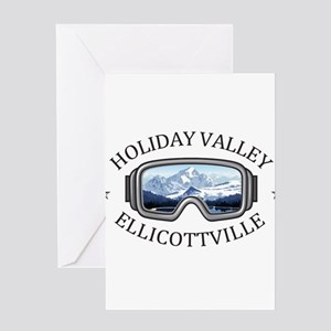 Holiday Valley - Ellicottville - Greeting Cards