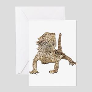 Bearded Dragon Photo Greeting Cards