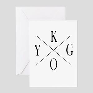 KYGO Greeting Cards