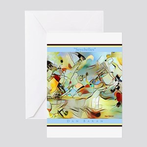 Seychelles Greeting Cards
