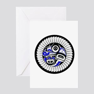 SACRED Greeting Cards