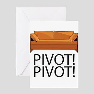 Friends Pivot Greeting Card