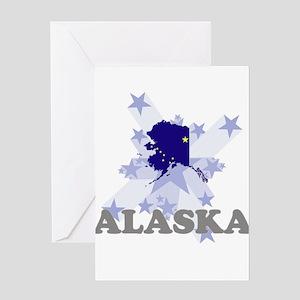 All Star Alaska Greeting Card