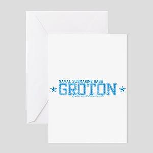 NSBgroton Greeting Card