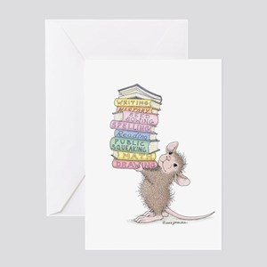 Smarty Pants Greeting Card