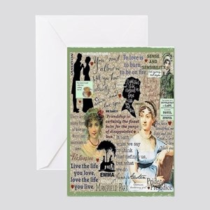 Austen Card Greeting Cards