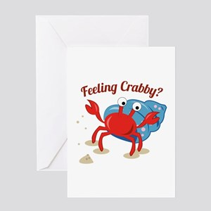 Feeling Crabby? Greeting Cards