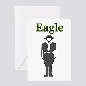 Eagle Scout Greeting Cards