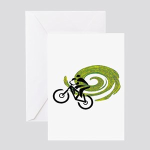 RIDE TIGHT Greeting Cards