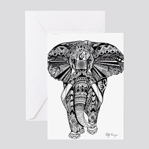 Elephant Greeting Cards