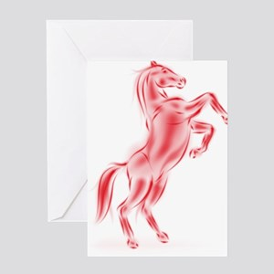 Spirit Horse Greeting Cards