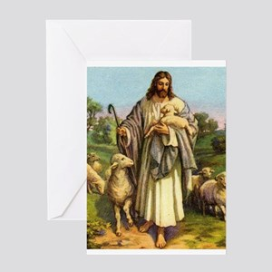 The Life ofJesus Greeting Cards