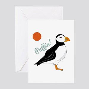Puffin! Bird Greeting Cards