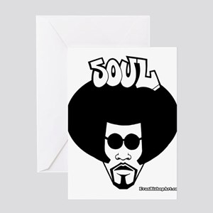 Soul Brother Greeting Cards