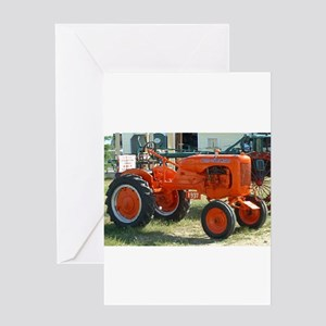 Allis Chalmers Tractor Greeting Cards