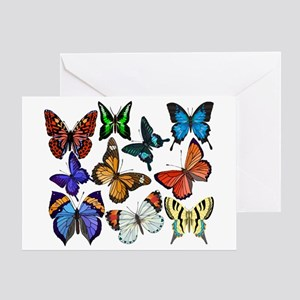 Butterflies Greeting Card