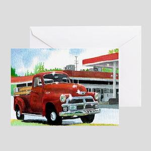 1954 Chevrolet Truck Greeting Card