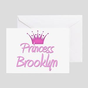 Princess Brooklyn Greeting Card