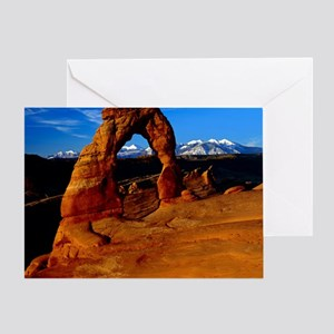 Arches National Park, Utah Greeting Card