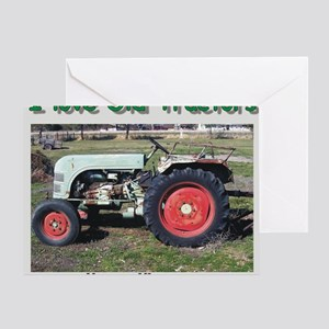 Kramer KL250 left side CP Greeting Card