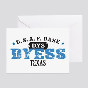 Dyess Air Force Base Greeting Card
