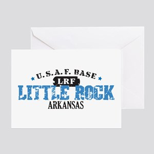 Little Rock Air Force Base Greeting Card