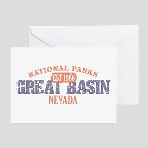 Great Basin National Park NV Greeting Card