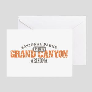 Grand Canyon National Park AZ Greeting Card