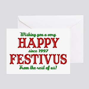 A Very Happy FESTIVUS™ - From Greeting Card