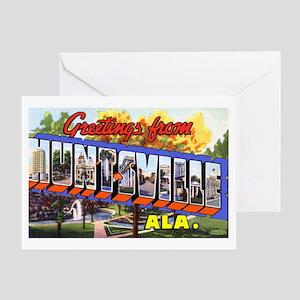 Huntsville Alabama Greetings Greeting Card