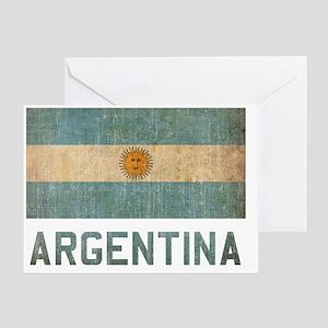 argentina5 Greeting Card