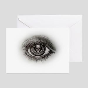 Eye-D Greeting Card