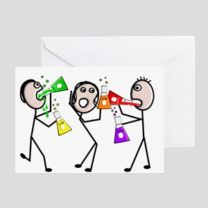 Professional Occupations III Greeting Card