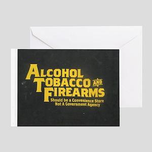 ATF Greeting Card