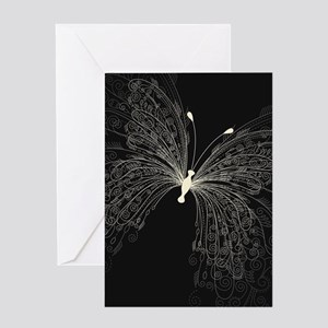 Elegant Butterfly Greeting Cards