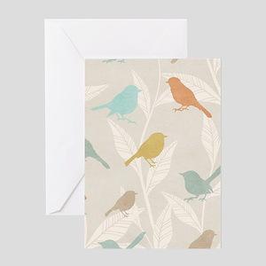 Pretty Birds Greeting Cards