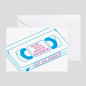 1980 Something Tape The Goldbergs Greeting Cards