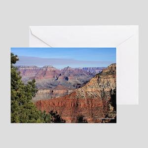 Grand Canyon #15 Greeting Card