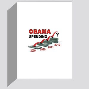 RUINING AMERICA Greeting Card