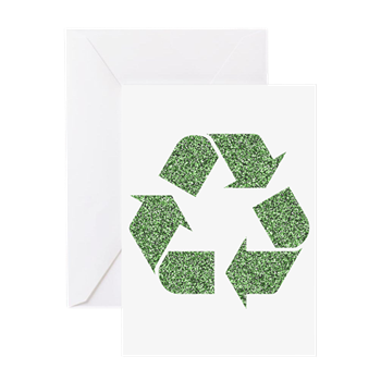Recycling Symbol Greeting Card Recycling Symbol It Should Be