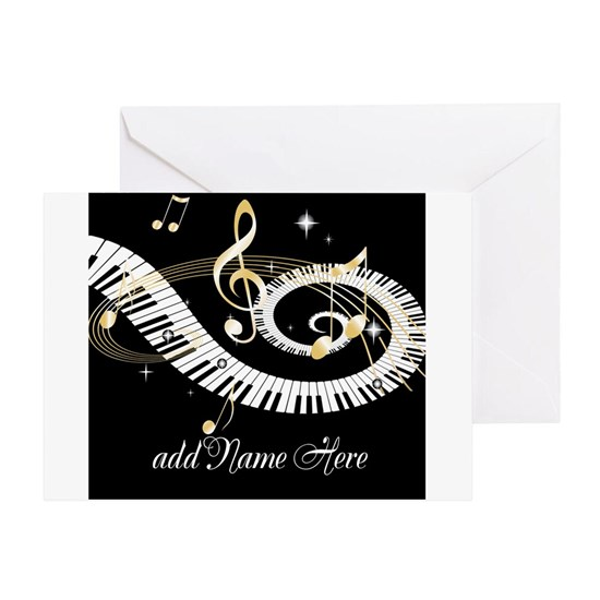 Personalized Music Keyboard gifts