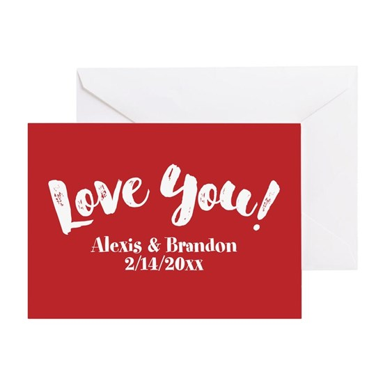 PERSONALIZED Love You