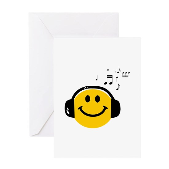 Music Love Smiley